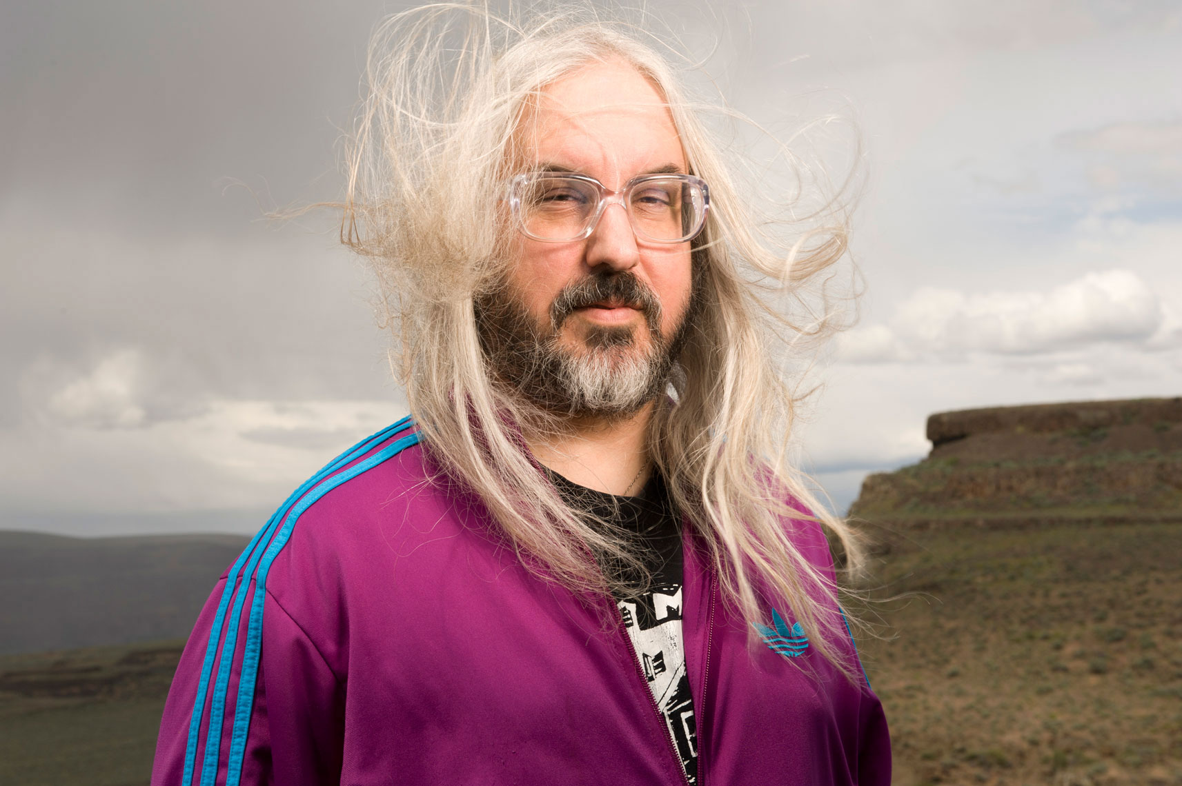 Jay Mascis of Dinosaur Jr.