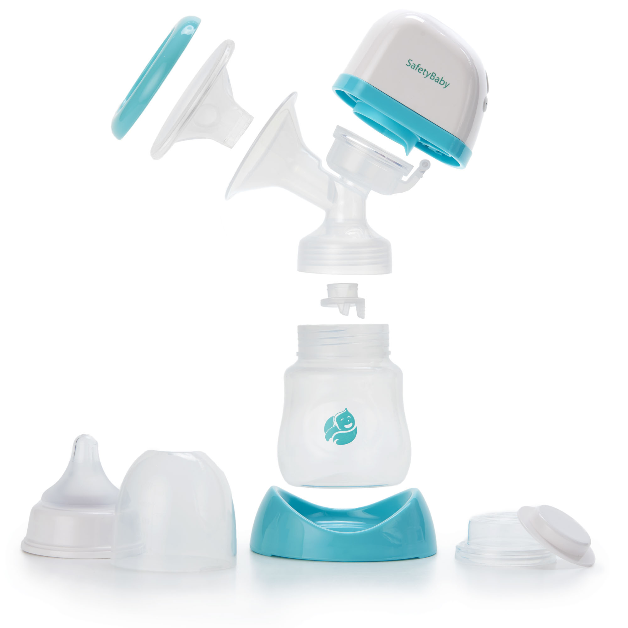 Safety Baby Breast Pump
